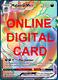 1X Malamar Vmax 198/192 Rebel Clash Pokemon TCG Online Digital Card