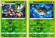 Trevenant & Phantump 015/192 014/192 Reverse Holo Pokemon Card Set Rebel Clash