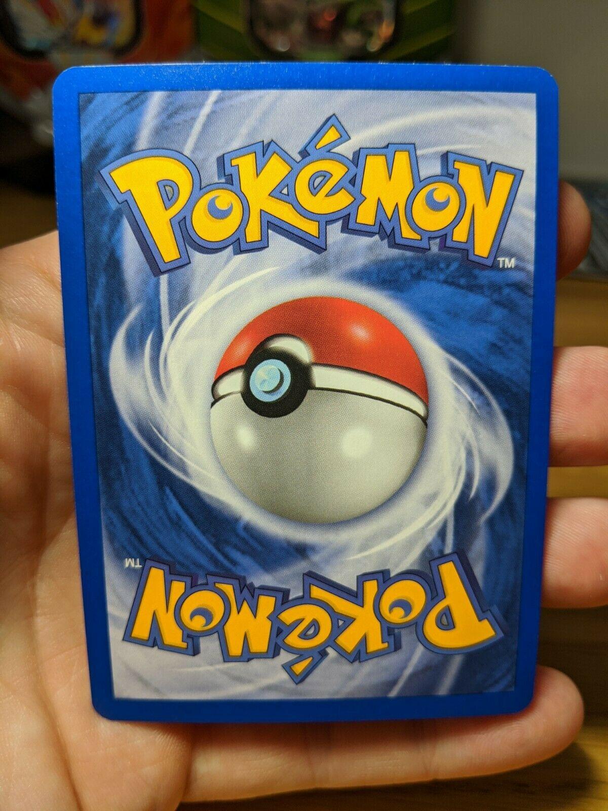 MINT - Pokemon - Swinub 79/109 Ex Team Rocket Returns - Reverse Holo - PSA - Image 2