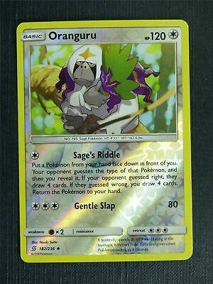 Oranguru 182/236 Reverse Holo - Pokemon Cards #1NG - Image 1