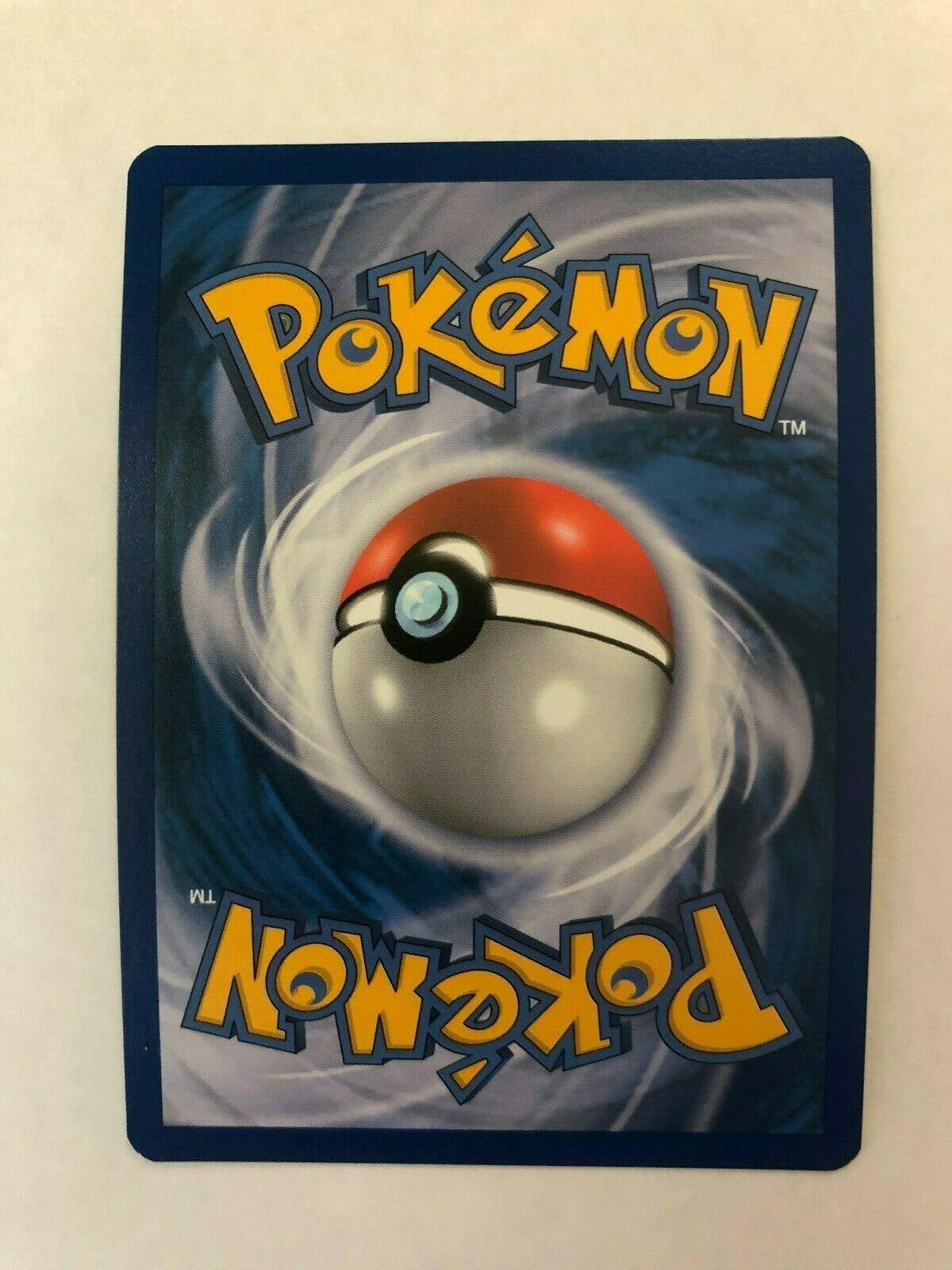 Pokemon HGSS HS Triumphant Prerelease Promo Electivire 20/102 - NM/MT - Image 2