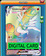Cinderace VMAX Rainbow Rare - 194/192 Rebel Clash PTCGO Online Digital Card