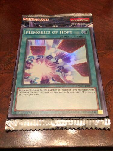 Memories of Hope DANE-EN099 Super Rare UNL Edition Mint YuGiOh Card