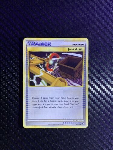 87//102 Junk Arm Uncommon NM