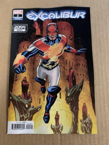 X-Men # 2 Lim Variant 2099 Cover NM Marvel DX