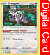 Oranguru 148/202 Sword and Shield Pokemon TCG ONLINE DIGITAL CARD
