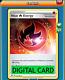 Heat Energy - 174/189 Darkness Ablaze PTCGO Online Digital Card