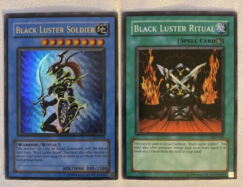 Black Luster Ritual DPYG-EN022 Common 1st NM Yugioh