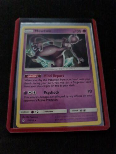 Mewtwo 75/214 Rare Pokemon Card MINT