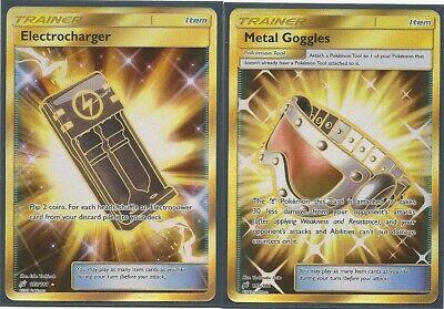 SR Metal Goggles Secret Rare For Pokemon TCG Online ptcgo in Game Card