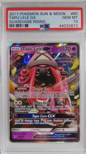 Kapu-Fala//Tapu Lele GX-Full Art 137//145 hour of Guardians-NM