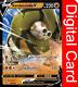 Sandaconda V 108/192 Rebel Clash Pokemon TCG Online Digital Card in GAME + GIFT