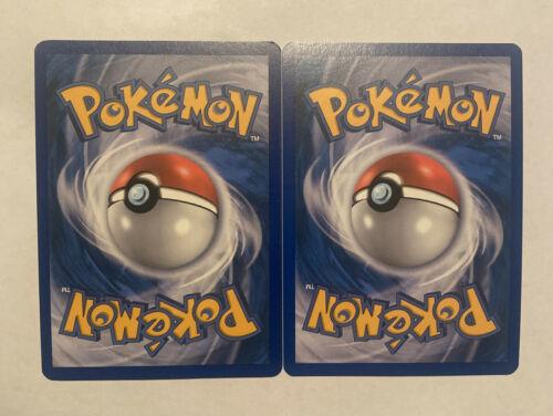 Pokemon - Celebi PRIME 92/102 & Electivire 20/102 - HGSS Triumphant BOTH - Image 4