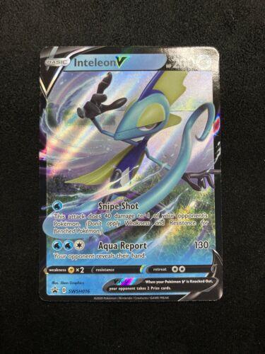 Ultra Rare Pokemon TCG Inteleon V Near Mint Sword /& Shield Promo SWSH016