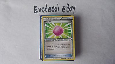 122//135 x4 Eviolite Uncommon Pokemon BW8 Plasma Storm M//NM English