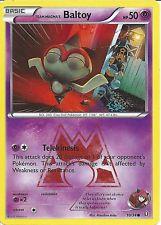 POKEMON CARD: XY DOUBLE CRISIS - TEAM MAGMA'S BALTOY 10/34